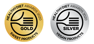 Healthy awards 2020 Jannis High protein nut bars